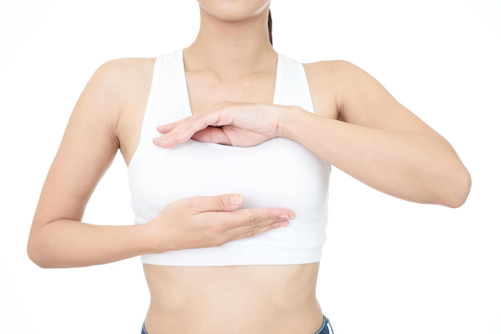 Kombinierte Oberarm- und Bruststraffung